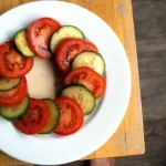 Two Balsamic Salads: One Sweet, One Savory