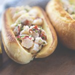 Butter-Poached Lobster Rolls