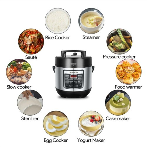 You can #WIN a 10-in-1 Instant Programmable 6 Quart Multi Pot Pressure Cooker when this #BTS Gift Guide #Giveaway ends 8/24 #Foodie #InstantPot #Contest #Winit #BackToSchool #GiftGuide