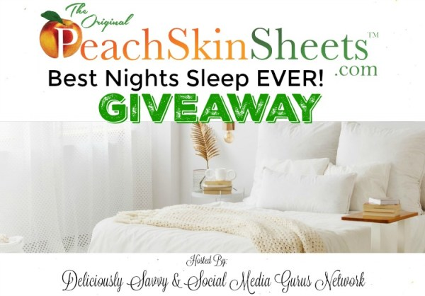 WIN a set of PeachSkinSheets when this BTS Gift Guide