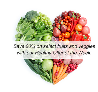 Saving Star Healthy Offer