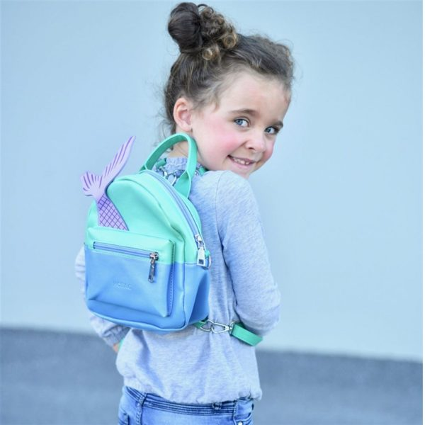 Was $42.99 - Now $29.99 - Two Toned Unicorn & Mermaid Backpack   Free Shipping (10/16 to 10/18)