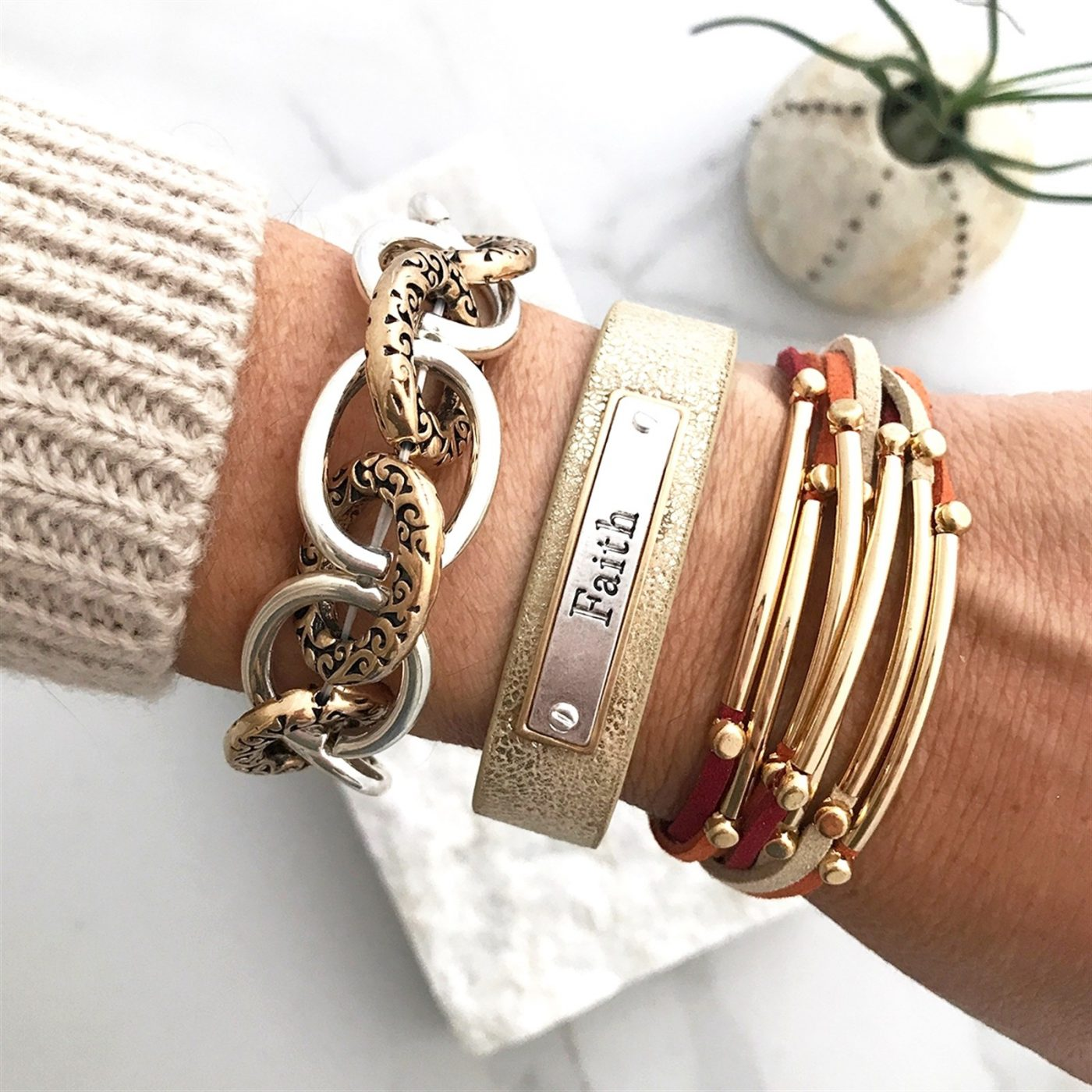 Was $22.99 - Now $12.99 - Fall Bracelet Collection   Free Shipping (10/15 to 10/17)