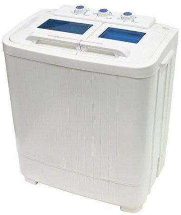 XtremepowerUS Mini Portable Washer Washing Machine & Extractor