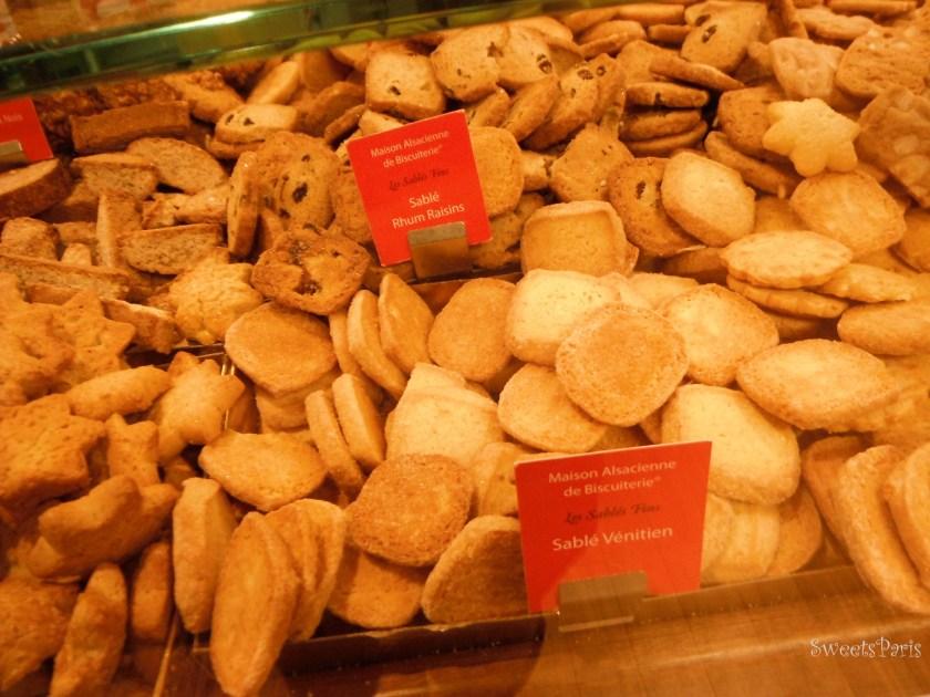 アルザス地方のお菓子