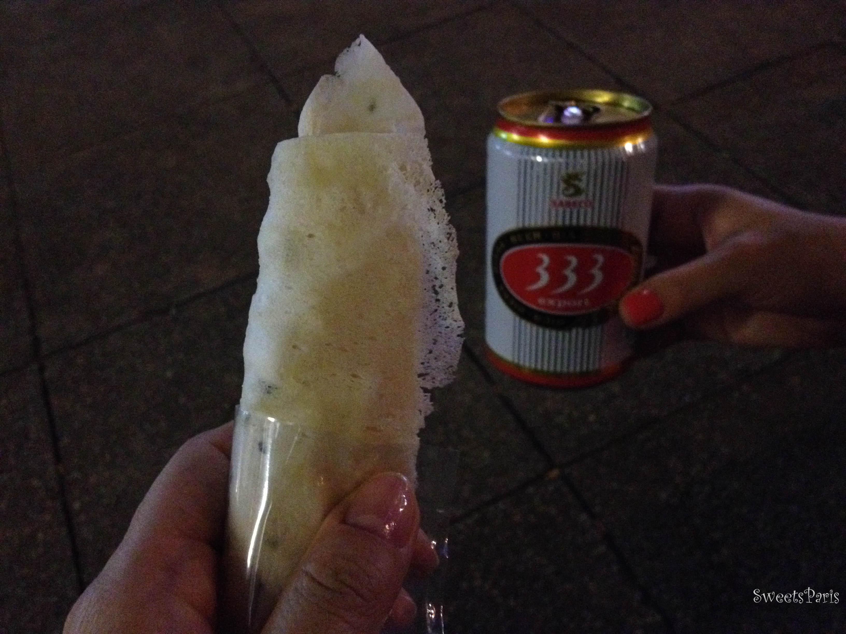 ホーチミンのビール