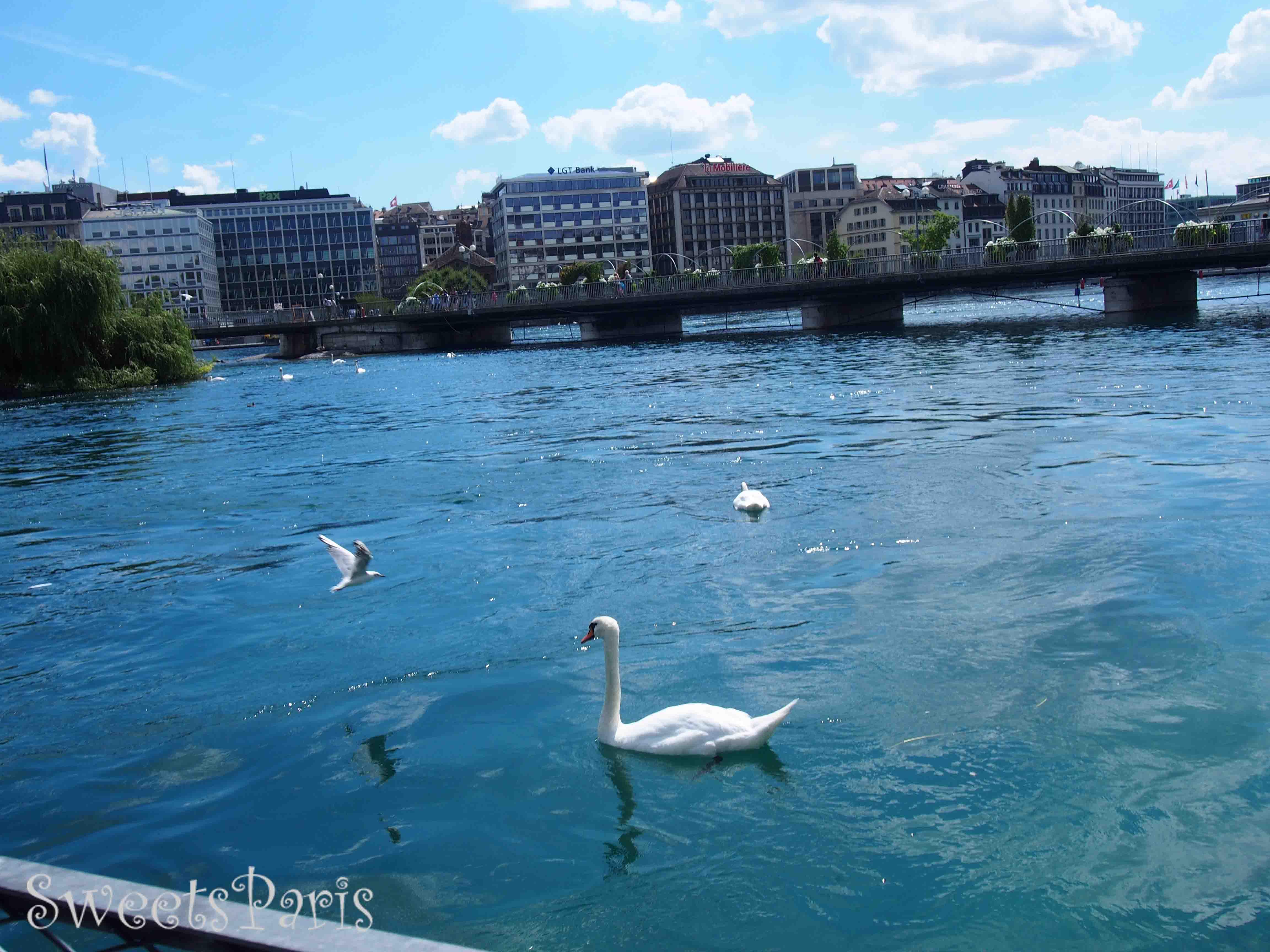 スイス・ジュネーブへの旅行