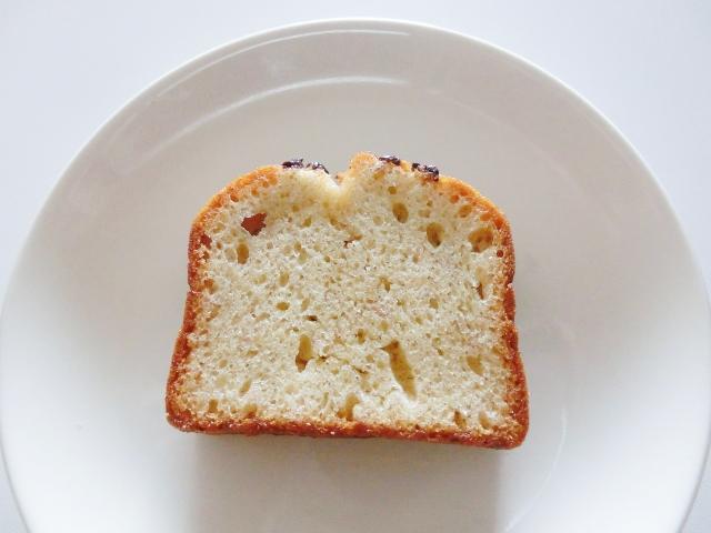 パウンドケーキのレシピ