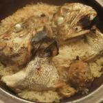 フランスでもおいしく作れる本格的な鯛飯の作りかた