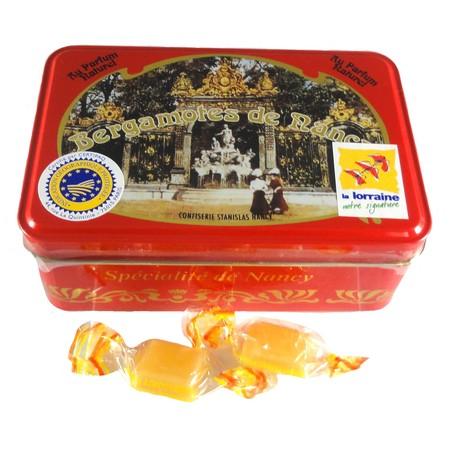 1日でフランスナンシーのお菓子をめぐる弾丸旅