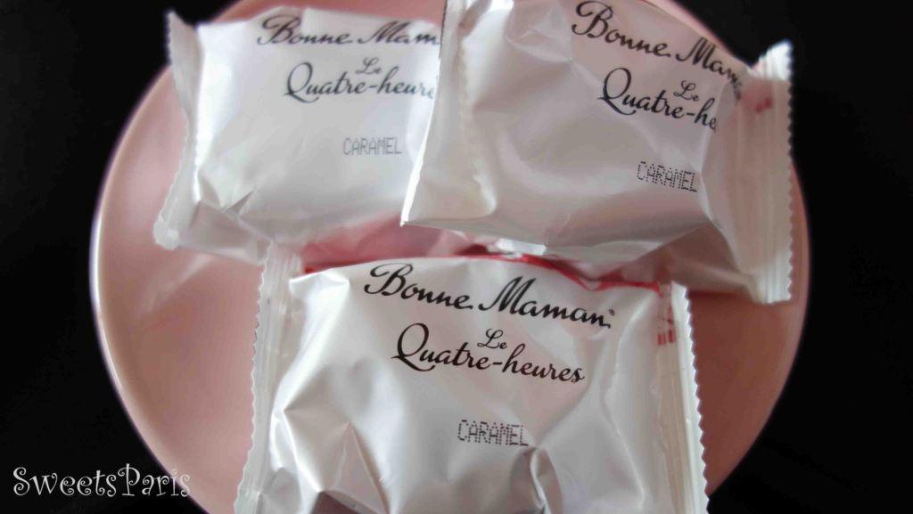 4時のおやつ!ボンヌママンのチョコレートサブレ2種類*Bonne Maman