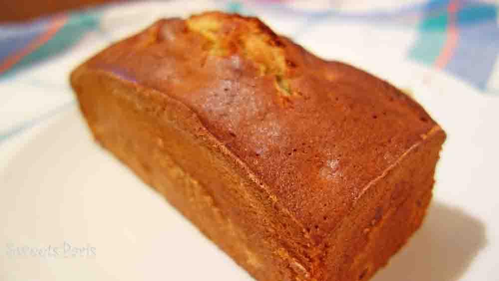ブランデーのフルーツケーキの作りかた