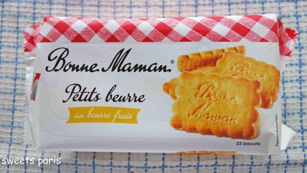フランスのおやつボンヌママンのプチ・ブール|やさしい味のビスケット