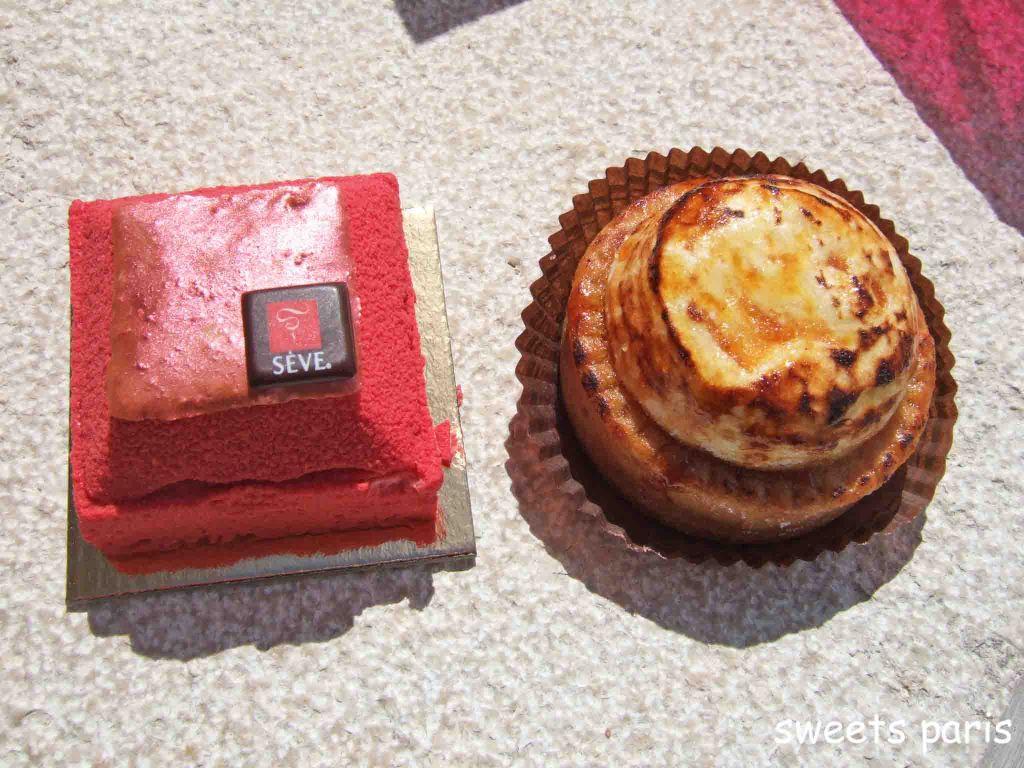 SÈVE セーヴ|リヨンの一番おいしいルレデセール会員のパティスリー