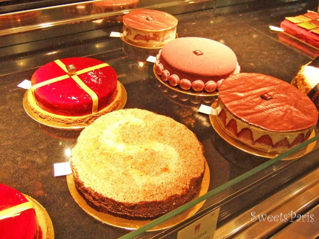 SÈVE セーヴ リヨンの一番おいしいルレデセール会員のパティスリー