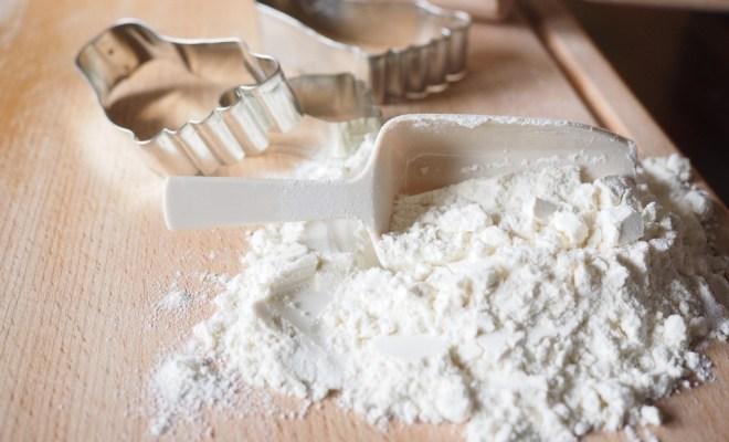 フランスの小麦粉の種類
