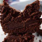 とろけるガトーショコラの作りかた gâteau au chocolat
