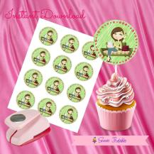 BUBBLE DOLL CUPCAKE TOPPERS 2- IMAGEN PROMO