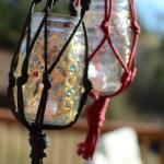 Diy Macrame Boho Candle Lanterns Yellowblissroad Com