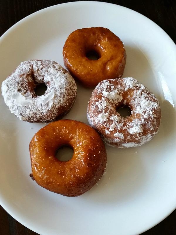 the easiest homemade donut recipe