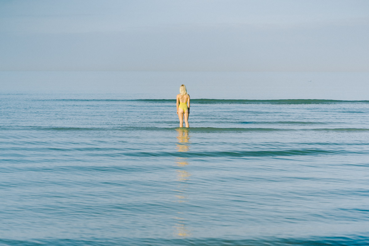 Jenny in Peony Swimwear Spring Swimwear - Sweet Teal