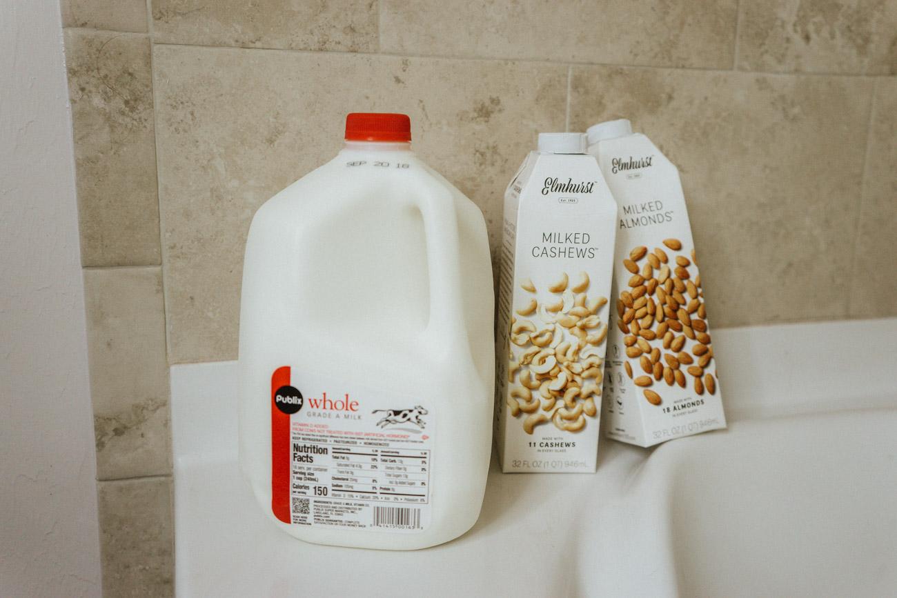 milk for milk bath