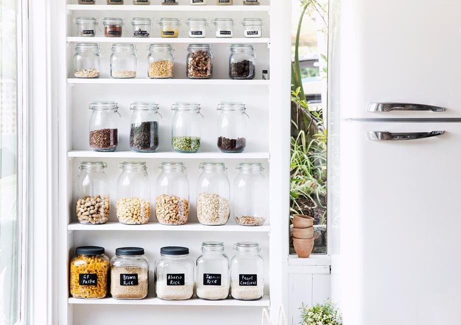 Pantry Organization Tips To Make It Look Cleaner