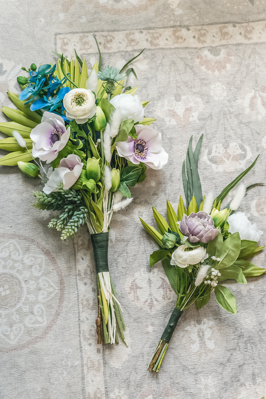 Afloral Faux Bouquet
