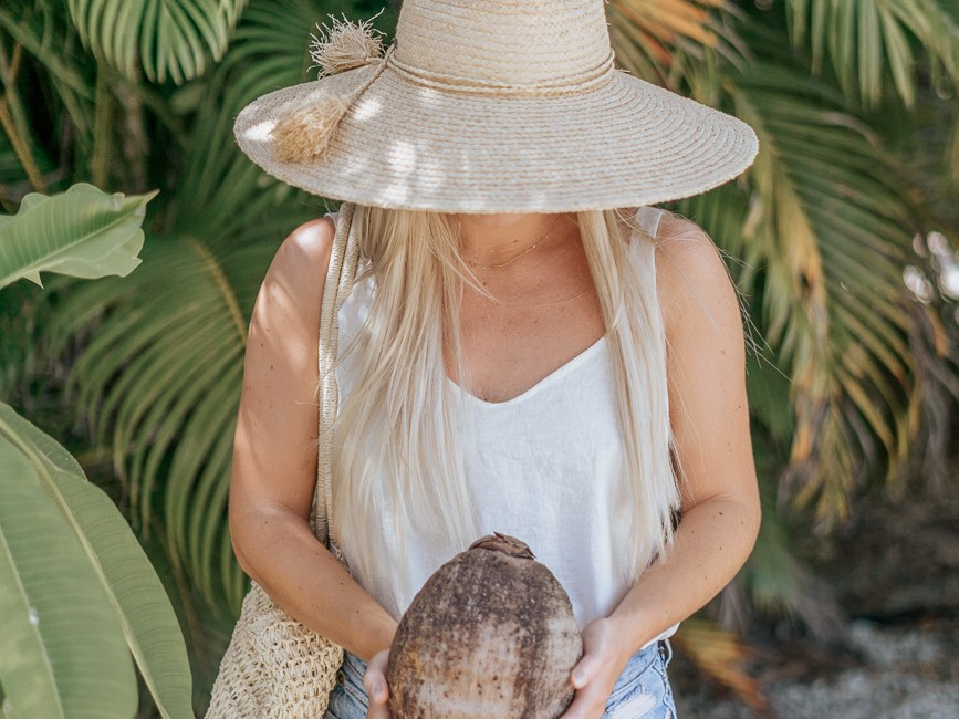 Summer Hat Guide - Sweet Teal