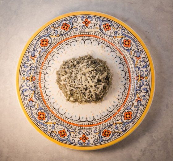 Lemon Risotto from Sorento, Italy | www.sweetteasweetie.com