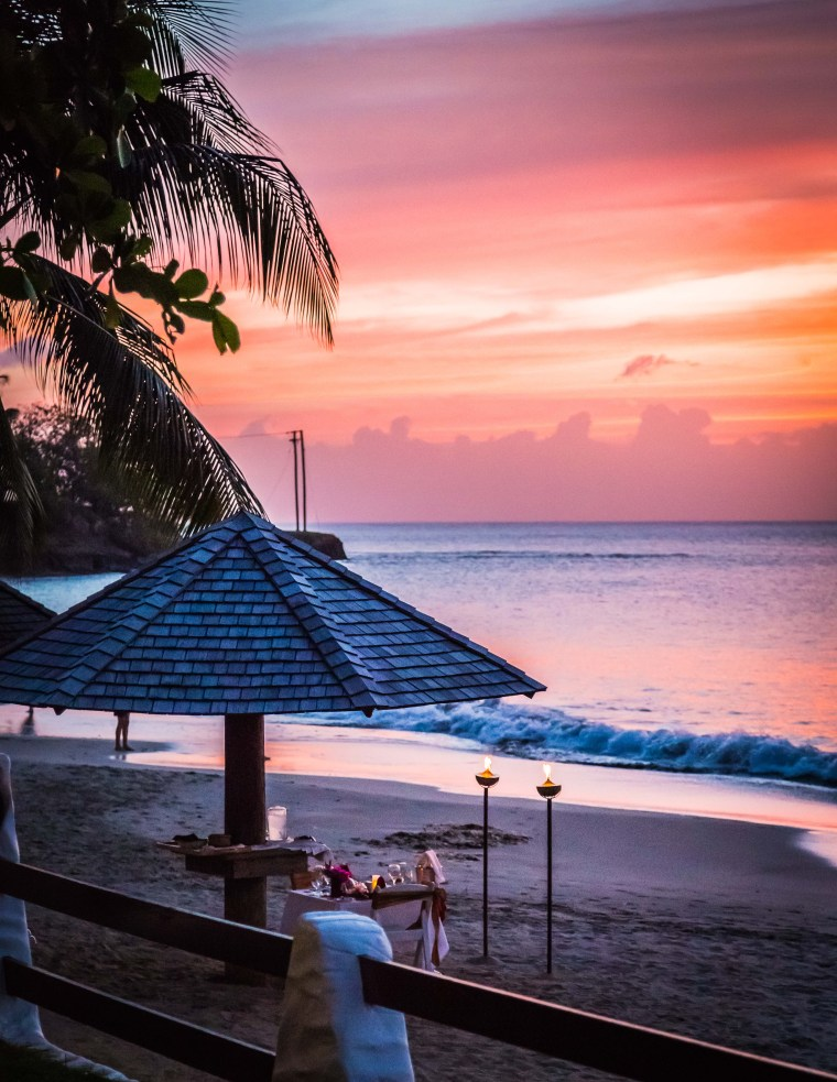Sandals Halcyon on St. Lucia | www.sweetteasweetie.com