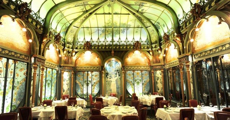La Fermette Marbeuf Paris, France | www.sweetteasweetie.com
