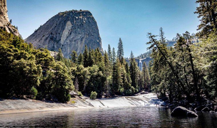 Yosemite's Vernal Falls   www.sweetteasweetie.com