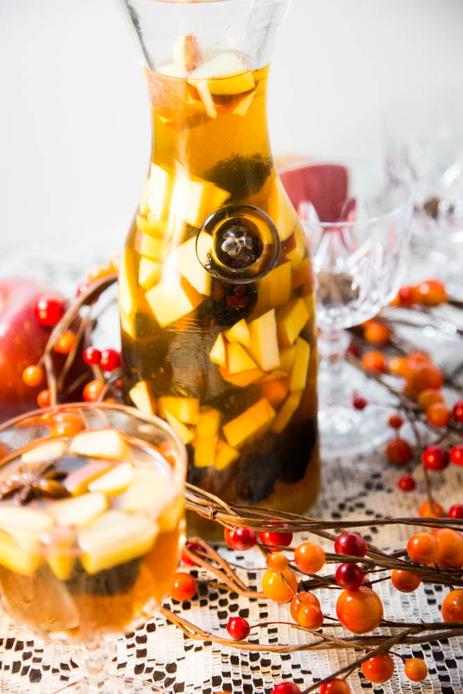 Sweet Tea Sparkling Apple Cider | www.sweetteasweetie.com