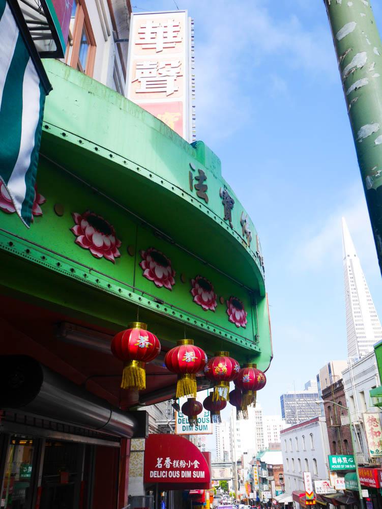 Chinatown San Francisco | www.sweetteasweetie.com