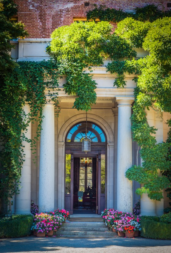 Filoli Estate in Woodside, CA | www.sweetteasweetie.com