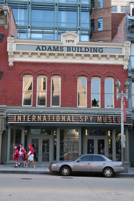 International Spy Museum Washington DC | www.sweetteasweetie.com