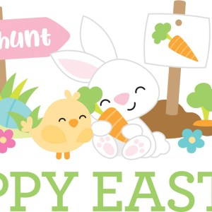 Easter April 4th