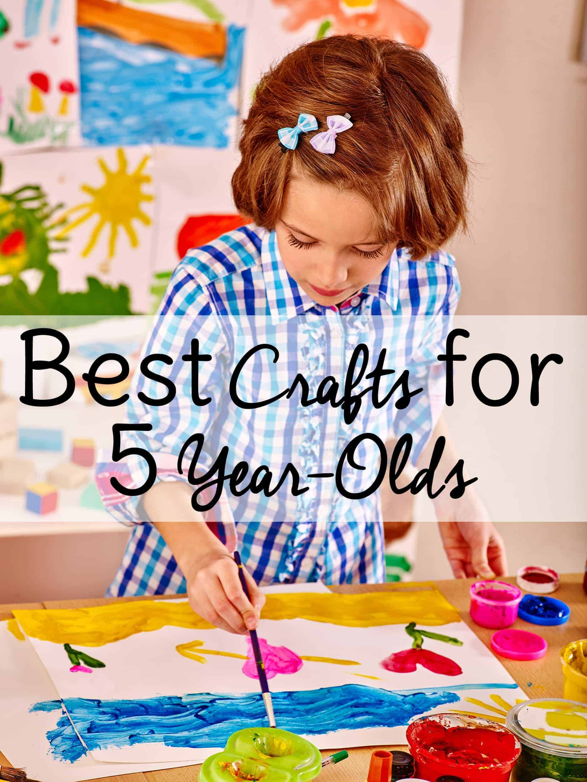 Best Crafts For 5 Year Olds Christmas T Ideas