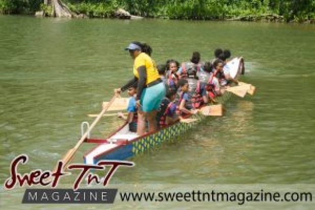 Dragon Boat Racing North Eastern District 4