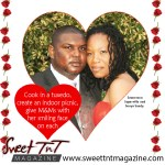 Emmerson Superville and Sonya Sandy for Valentine's Day article, Men be romantic by Kielon Hilaire in sweet T&T for Sweet TnT Magazine, Culturama Publishing Company, for news in Trinidad, in Port of Spain, Trinidad and Tobago, with positive how to photography.