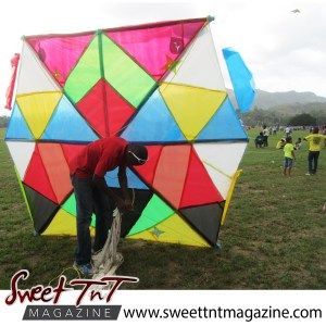 Mad bull kite during Easter holidays in Central Trinidad in sweet T&T for Sweet TnT Magazine, Culturama Publishing Company, for news in Trinidad, in Port of Spain, Trinidad and Tobago, with positive how to photography.