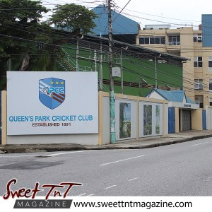 Sign outside the Oval in sweet T&T for Sweet TnT Magazine, Culturama Publishing Company, for news in Trinidad, in Port of Spain, Trinidad and Tobago, with positive how to photography.