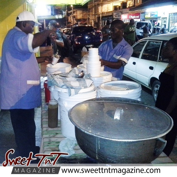 Soup man in Arima