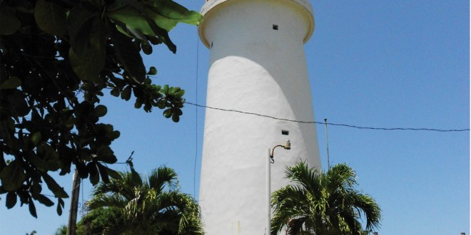 Toco Lighthouse by Nadia Ali in sweet T&T for Sweet TnT Magazine, Culturama Publishing Company, for news in Trinidad, in Port of Spain, Trinidad and Tobago, with positive how to photography.