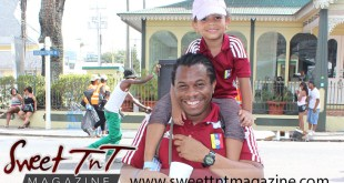 Tribute to Dad on Father's Day in sweet T&T for Sweet TnT Magazine, Culturama Publishing Company, for news in Trinidad, in Port of Spain, Trinidad and Tobago, with positive how to photography.