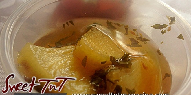 Rum chow for feters, party goers, fruits and alcohol, Sweet T&T, Sweet TnT, Trinidad and Tobago, Trini, vacation, travel