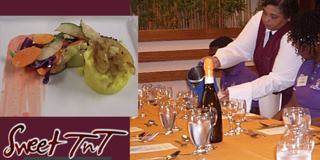 Dining at TTHTI Trinidad and Tobago Hospitality and Tourism Institute by Marika Mohammed in Sweet T&T, Sweet TnT Magazine, Trinidad and Tobago, Trini, vacation, travel
