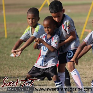 Boys stretch, Football Factory, St Mary's college, CIC grounds, Terry Fenrick, sports in T&T, Sweet T&T, Sweet TnT, Trinidad and Tobago, Trini, vacation, travel
