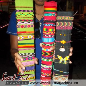 One Love sells bands on Ariapita Avenue, Port of Spain, Sweet T&T, Sweet TnT, Trinidad and Tobago, Trini, vacation, travel